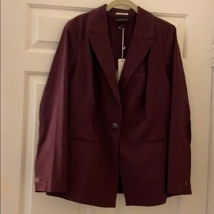 NWT LANE BRYANT stretchy blazer, coat or jacket